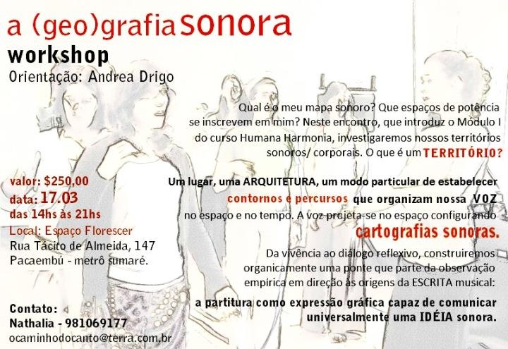 Geografia Sonora