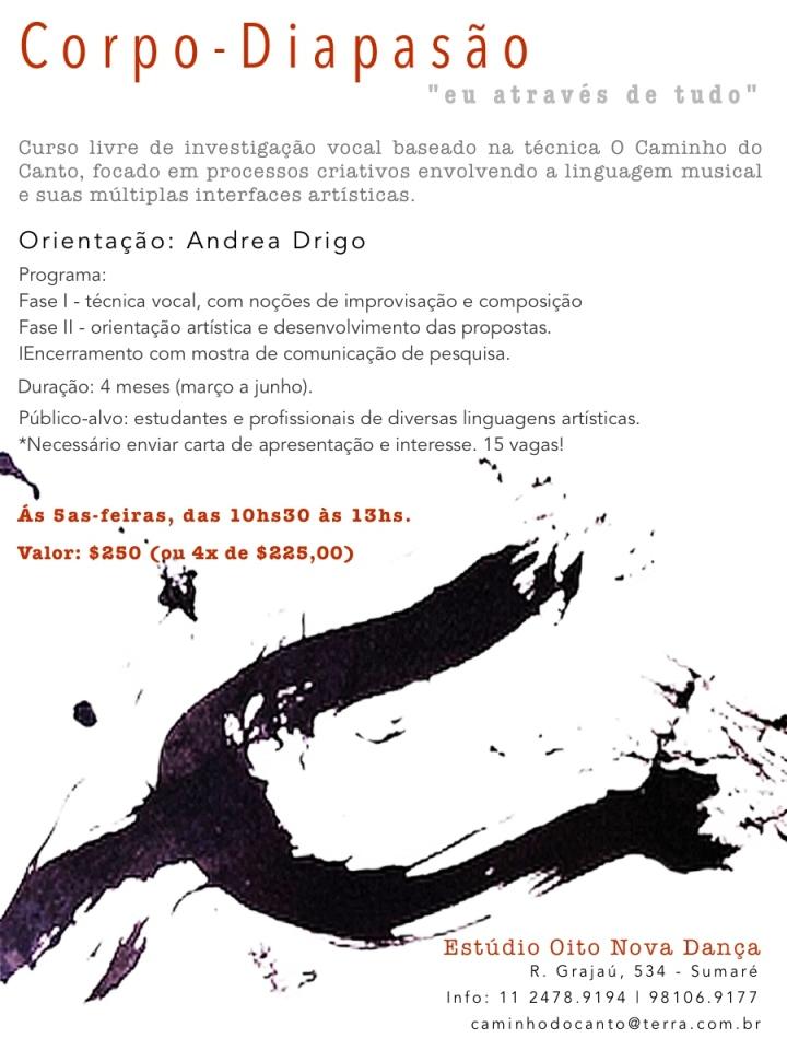 flyer curso corpo-diapasão